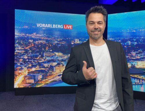 Christoph Schobel bei VORARLBERG LIVE